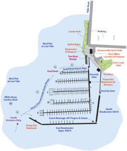 Port & Area Maps   Port of Brownsville